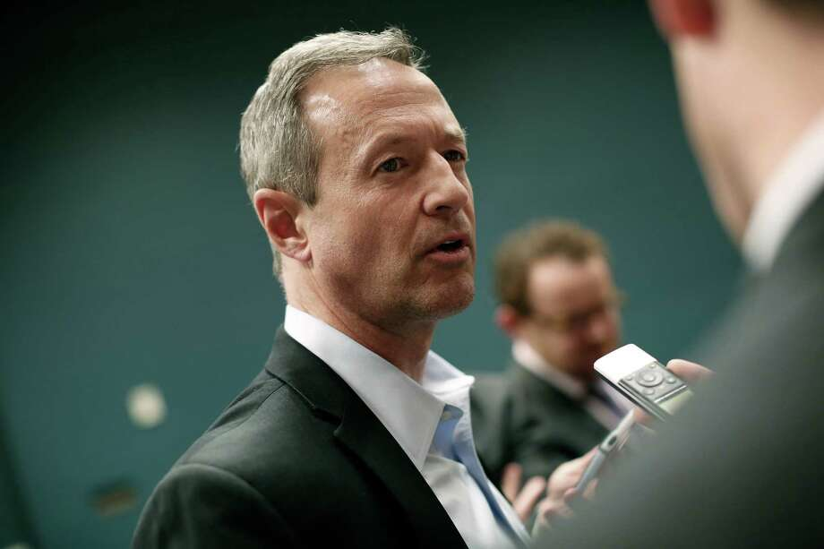 Former Maryland Gov. Martin O'Malley is calling for expansion of Social Security benefits and tougher banking regulations, among other things. Photo: Photos By Win McNamee /Getty Images / 2015 Getty Images