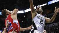First round, Game 4 preview: L.A. Clippers at Spurs - Photo