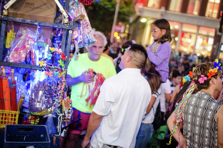 mySpy 2015 Fiesta Flambeau Parade San Antonio Express News