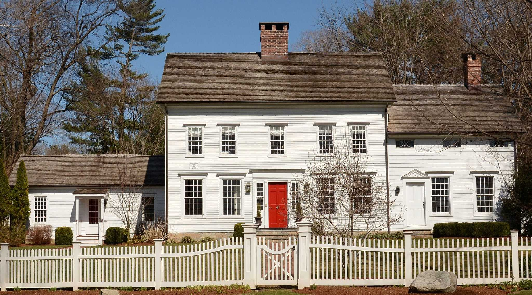 On The Market Even Lucy Loved This Reborn Colonial