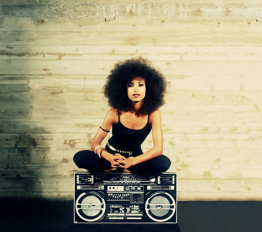 Esperanza Spalding performs Tuesday, May 5 at the Independent in San Francisco. Photo: Sandrine Lee