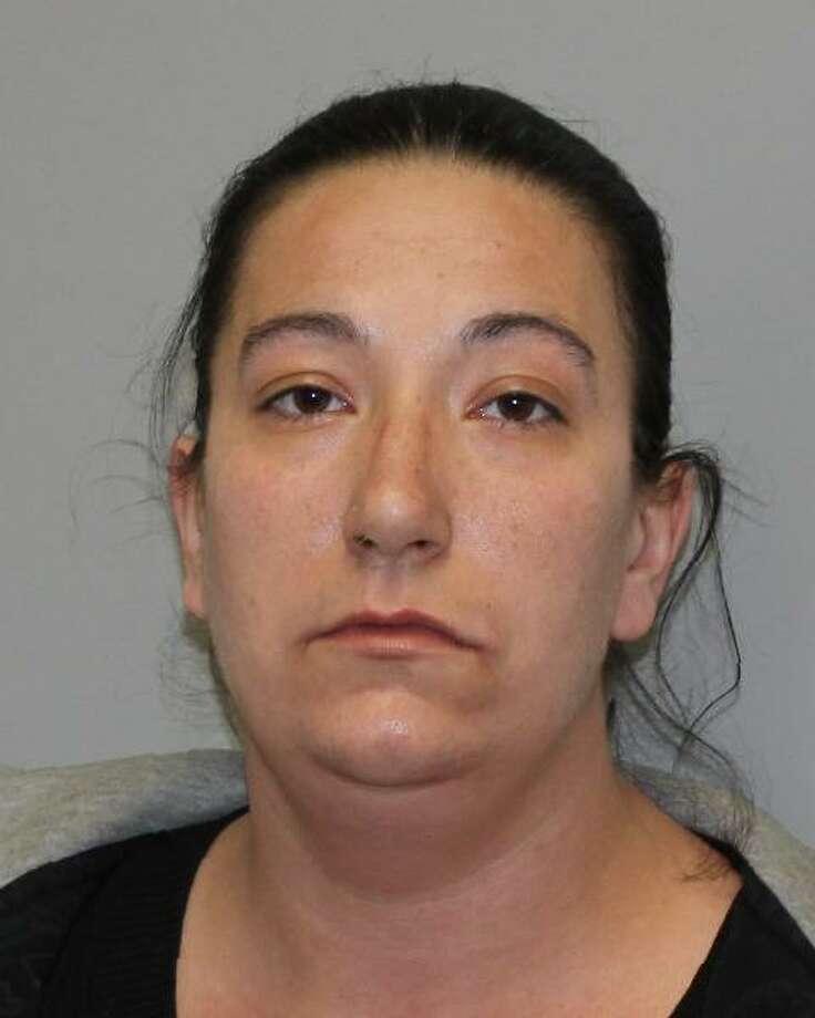 Dina M. Van Dyk, 31, of Burnt Hills.