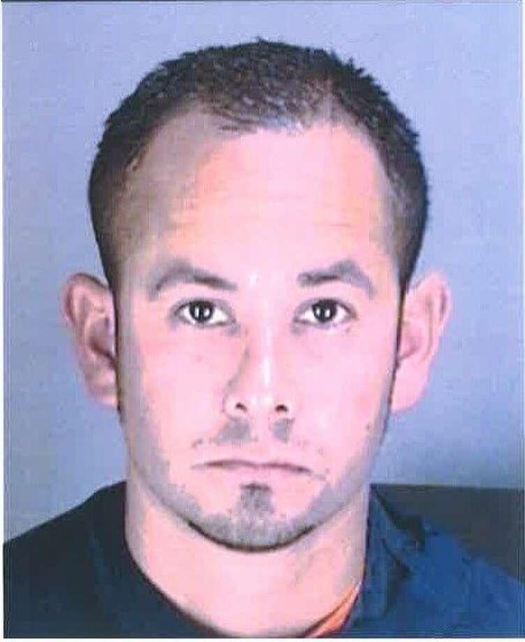Julian Vargas Photo: Napa Police Department