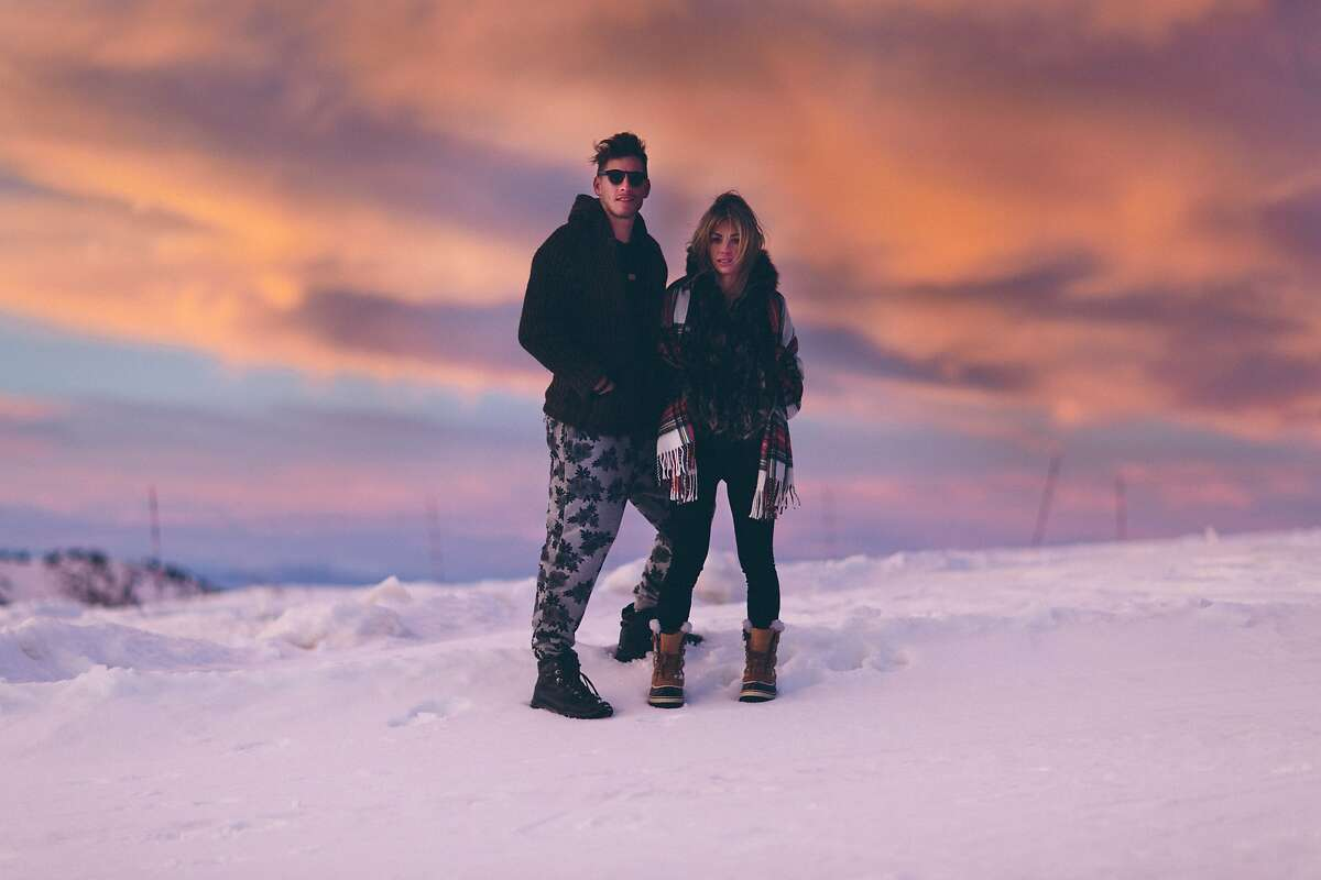 Dan Fredinburg with his girlfriend Ashley Arenson. Fredinburg, a San Francisco man, died in the Mount Everest avalanche triggered by the Nepal earthquake. Contributed photo by Ashley Arenson.