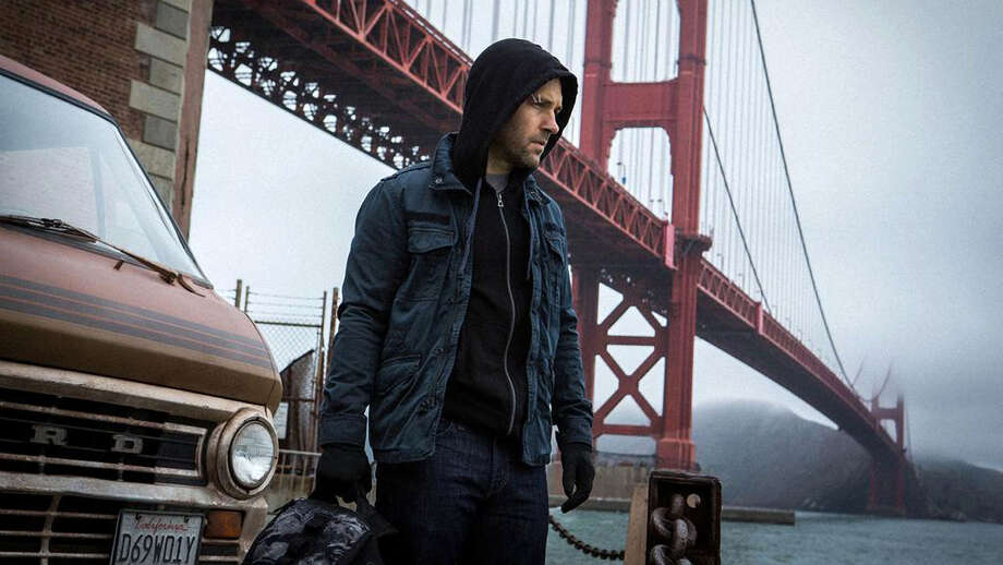 "Paul Rudd plays a petty thief who morphs into the title character of Marvel's ""Ant-Man,"" which is set in San Francisco. Photo: Marvel Studios / Marvel Studios / Disney / ONLINE_YES"