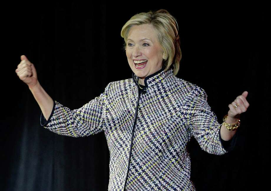 Hillary Rodham Clinton has stepped down from the Clinton Foundation's board. Photo: Julie Jacobson, STF / AP
