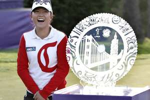 Ko edges Pressel to win Swinging Skirts event - Photo