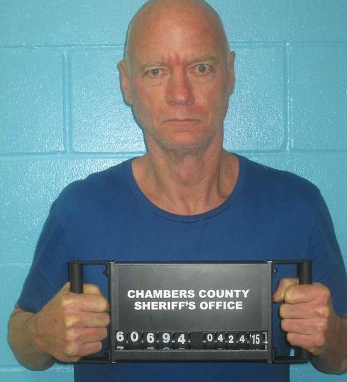 Matt William Richards, 57, of Winnie, is charged with criminal mischief, April 27, 2015.