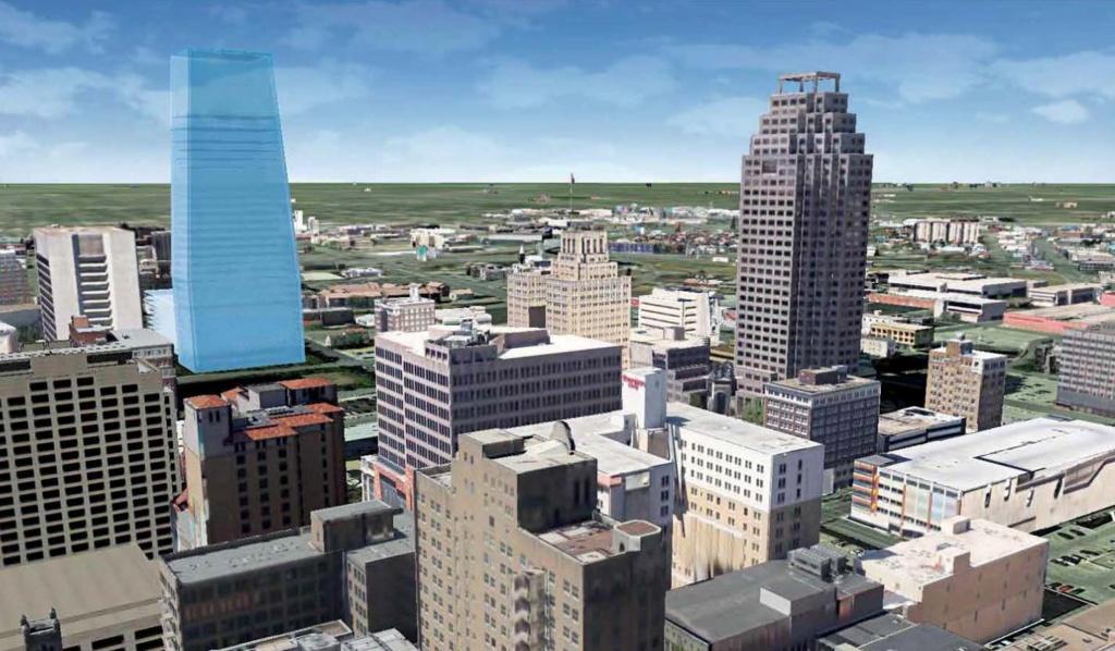 Courtesy urban office Urban Design San Antonio Expressnews Frost Tower Deal Reached Expressnewscom
