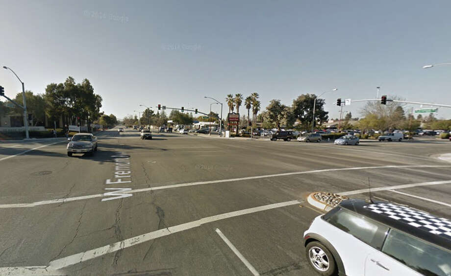 A bicyclist was killed Monday morning at the intersection of West Fremont and South Mary avenues, Photo: Google Maps