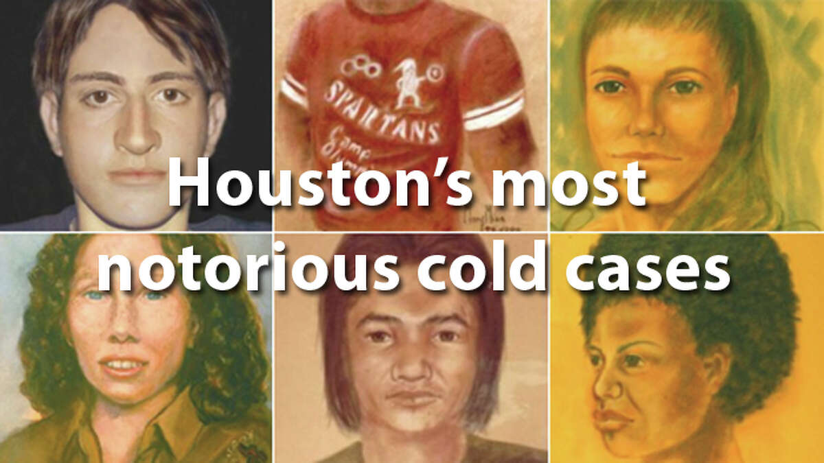 See more of Houston's most notorious cold cases.
