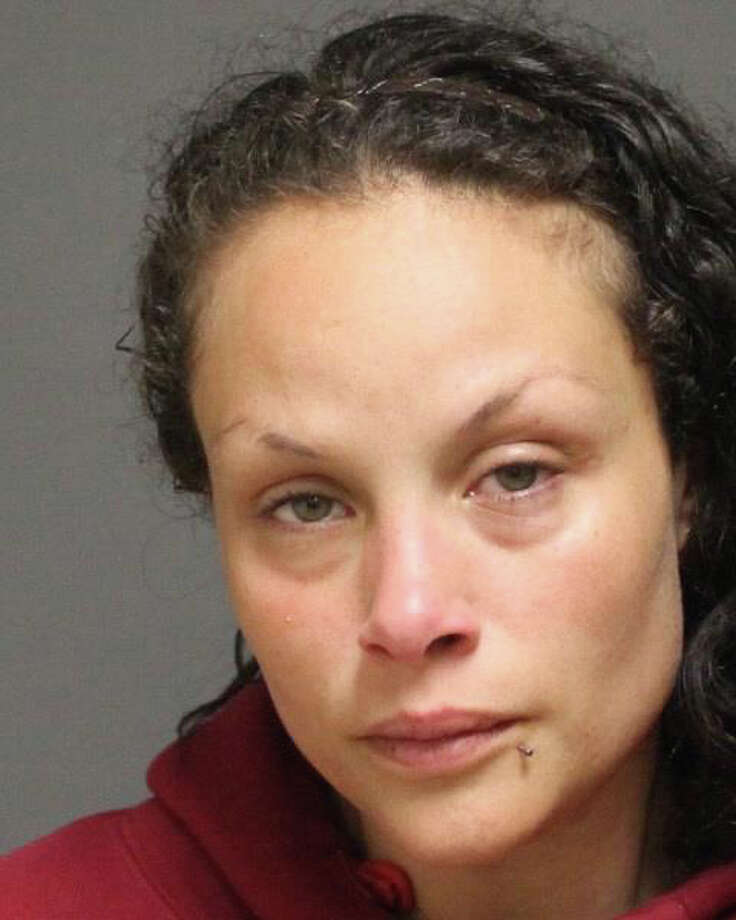 Cami M. Demace, 34, of Shelton, was arrested on drug charges. Photo: Contributed Photo /  Fairfield Citizen contributed
