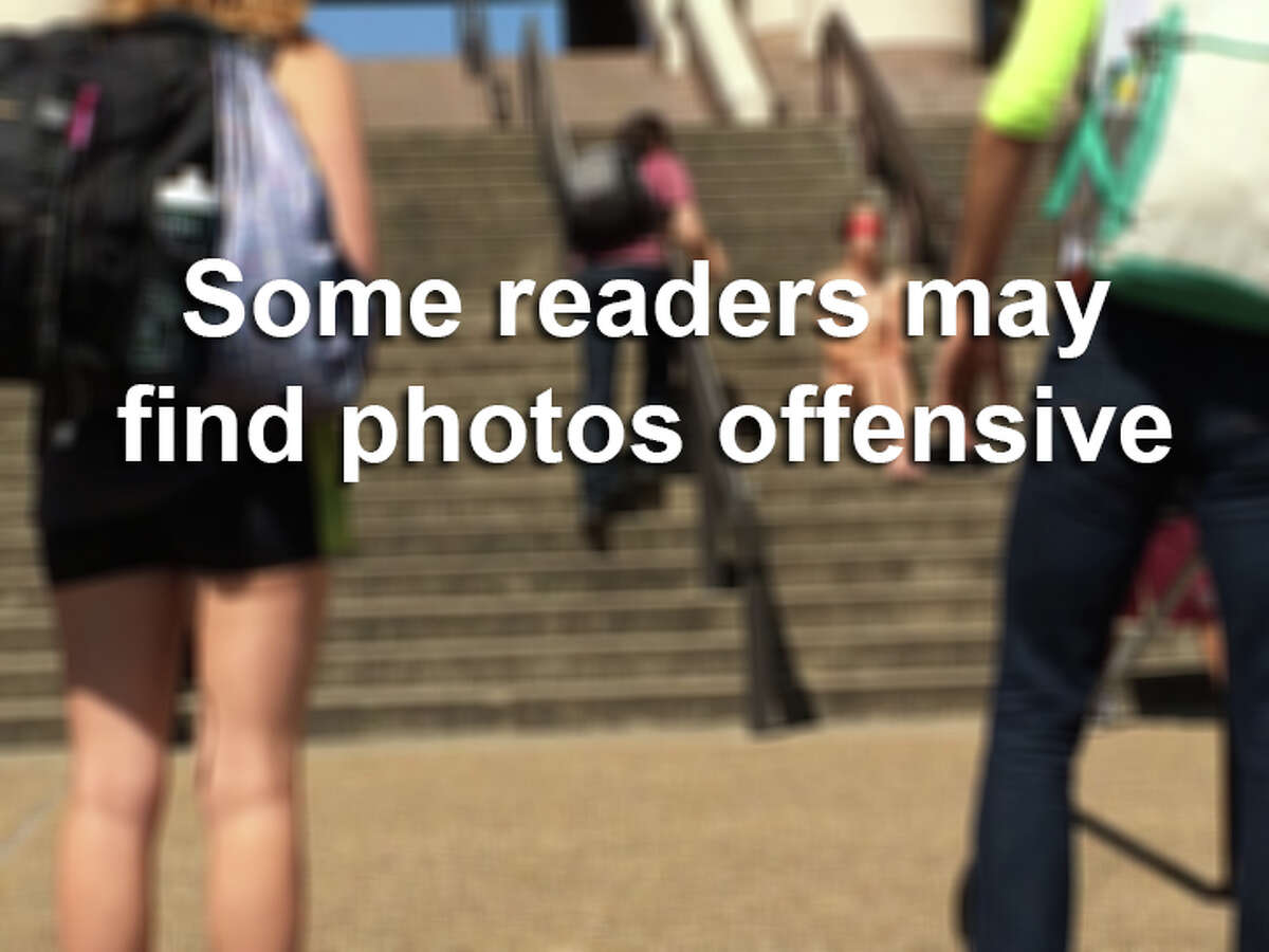 Some readers may find the following photos offensive.