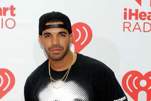 LAS VEGAS, NV - SEPTEMBER 21: Singer Drake attends the iHeartRadio Music Festival at the MGM Grand Garden Arena on September 21, 2013 in Las Vegas, Nevada.