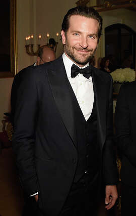Actor Bradley Cooper attends the Bloomberg & Vanity Fair cocktail reception following the 2015 WHCA Dinner at the residence of the French Ambassador on April 25, 2015 in Washington, DC.  (Photo by Dimitrios Kambouris/VF15/WireImage)