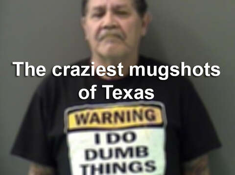 Texas man with crazy mugshot pleads guilty to threatening to