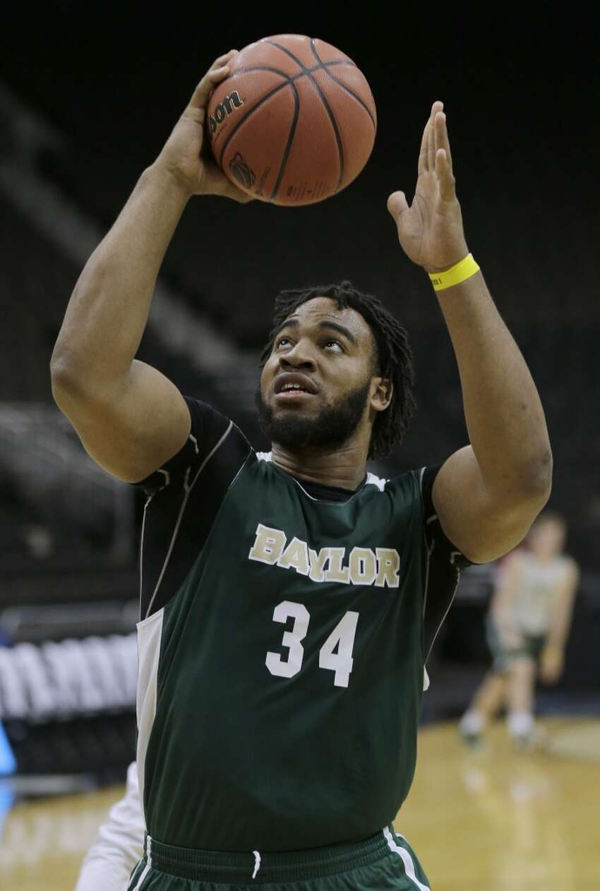 Rico Gathers, Baylor forward Arrested in June 2015 for allegedly stealing several items from a Wal-Mart