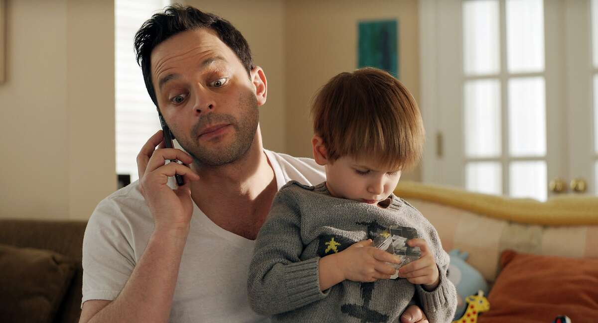 In this image released by Radius-TWC, Nick Kroll appears in a scene from