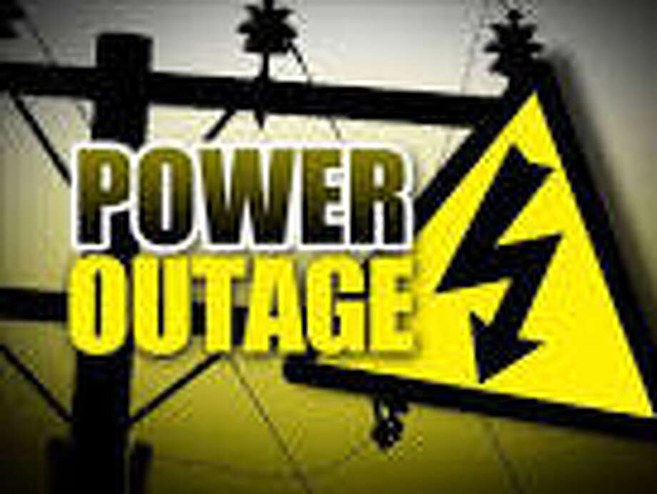 Storms create Power Outages