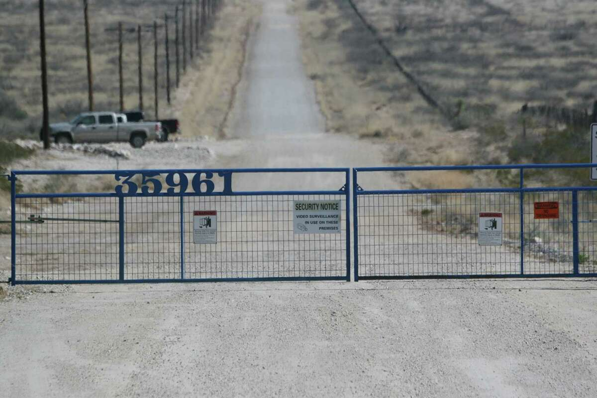 An entrance with a remote-controlled gate miles away from Jeff Bezos' Blue Origin can be seen in Culberson County near Van Horn. In Texas, two Internet billionaires whose strategies and personalities seem worlds apart are playing host to a 21st-century space race. Low-key Bezos' Blue Origin is in West Texas.