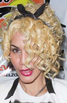 Ivy Queen Known for: singing, record producing and acting Photo: John Parra, Getty Images / 2014 John Parra