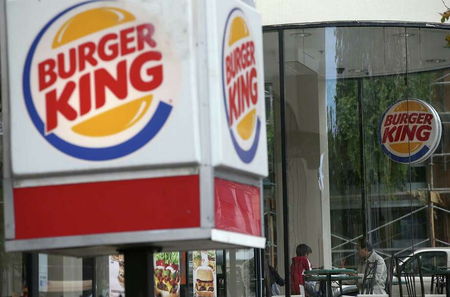 Sales at Burger King locations open at least 13 months increased 6.9 percent last quarter.  Photo: Justin Sullivan, Staff / 2014 Getty Images