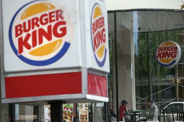 Sales at Burger King locations open at least 13 months increased 6.9 percent last quarter.