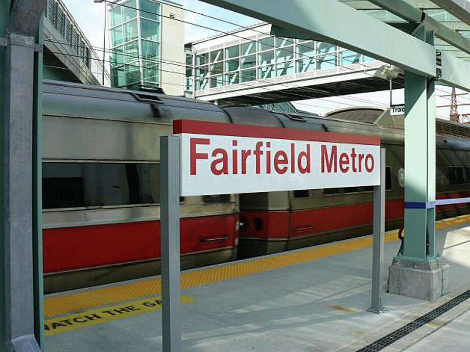 Ridership on Metro-North Railroadís New Haven Line reached record highs in 2014, with 39.6 million passenger trips ó a 1.6 percent increase over 2013. Photo: File Photo / Fairfield Citizen