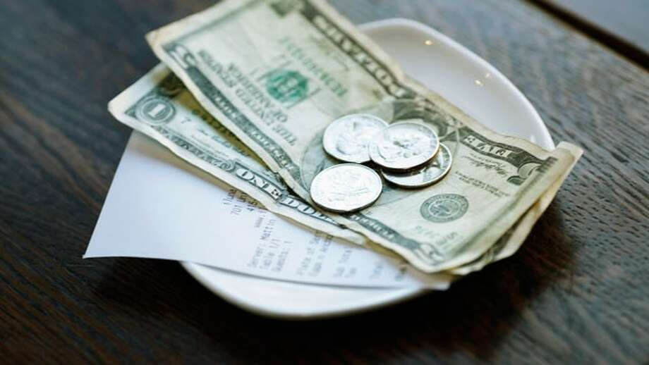 What do you think of precalculated tipping options on restaurant bills? Take a poll on the Table Hopping blog.