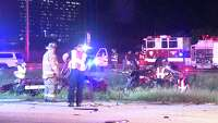 Driver facing charges after two killed in head-on crash - Photo