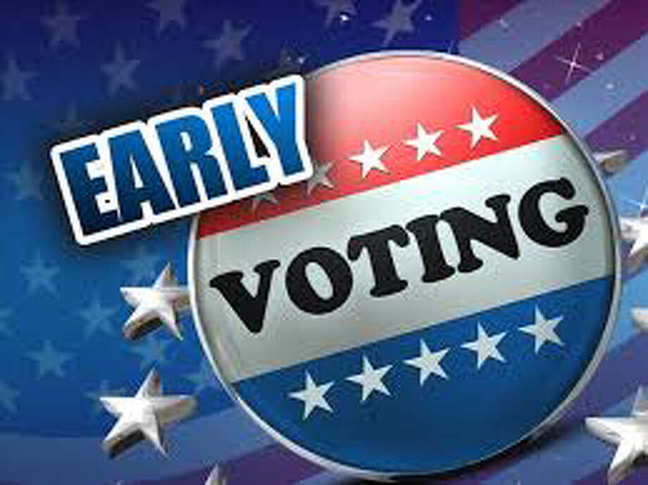 Early Voting began Monday April 27