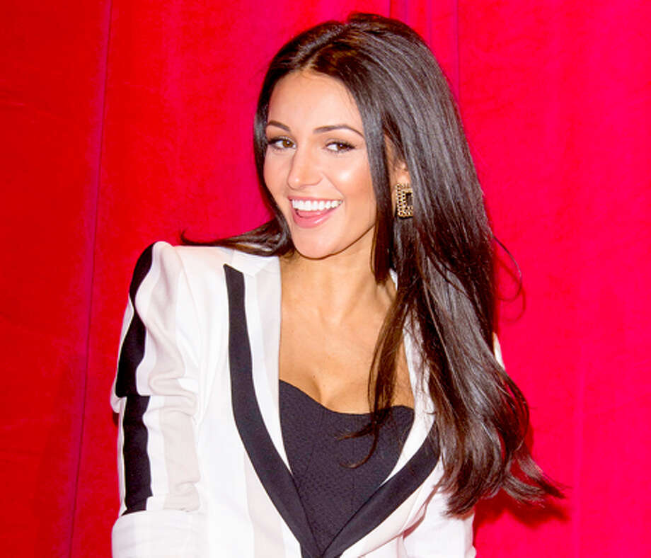 #1 - Michelle Keegan / 2014 Mark Cuthbert