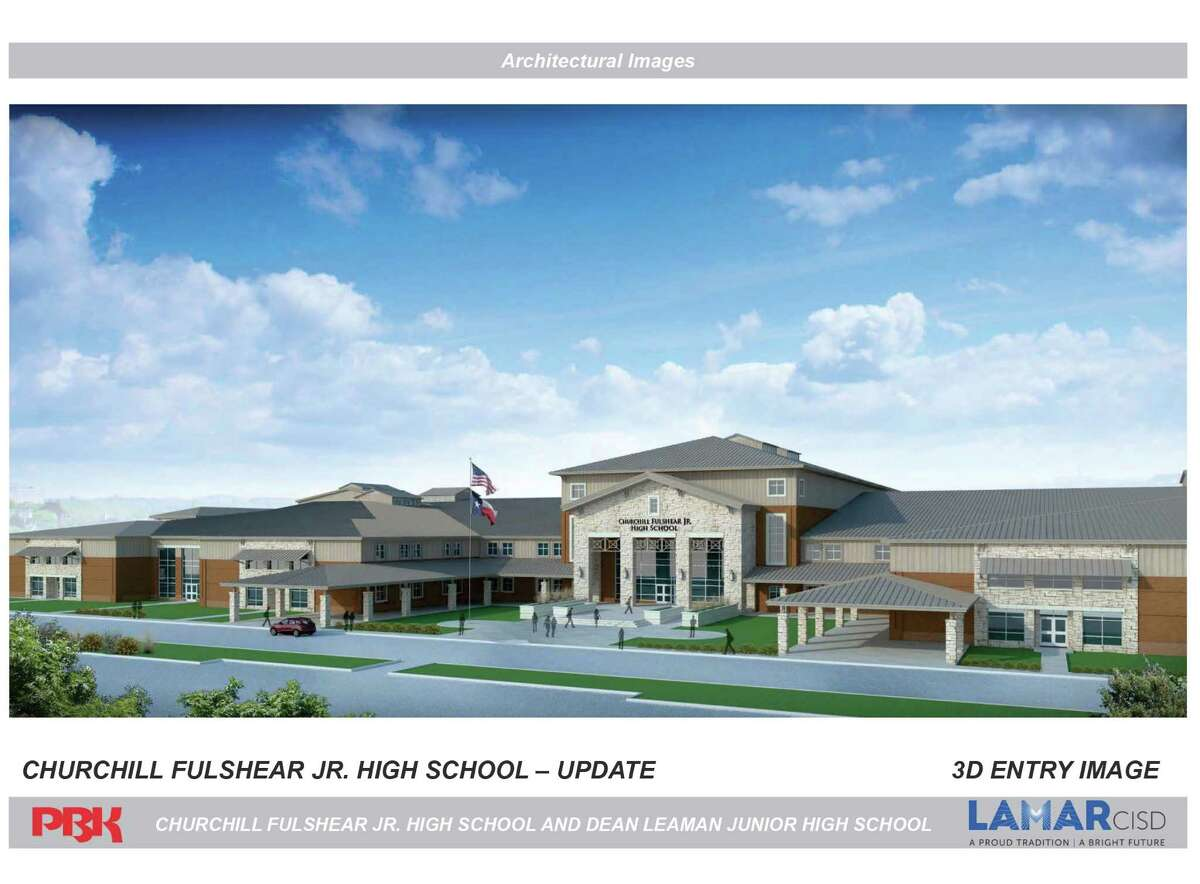 Churchill Fulshear Jr. High School and Dean Leaman Junior High School will serve Lamar Consolidated Independent School District students from Fulshear.