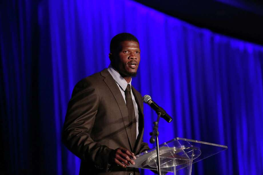 Andre Johnson Photo: Jon Shapley, Staff / © 2015 Houston Chronicle