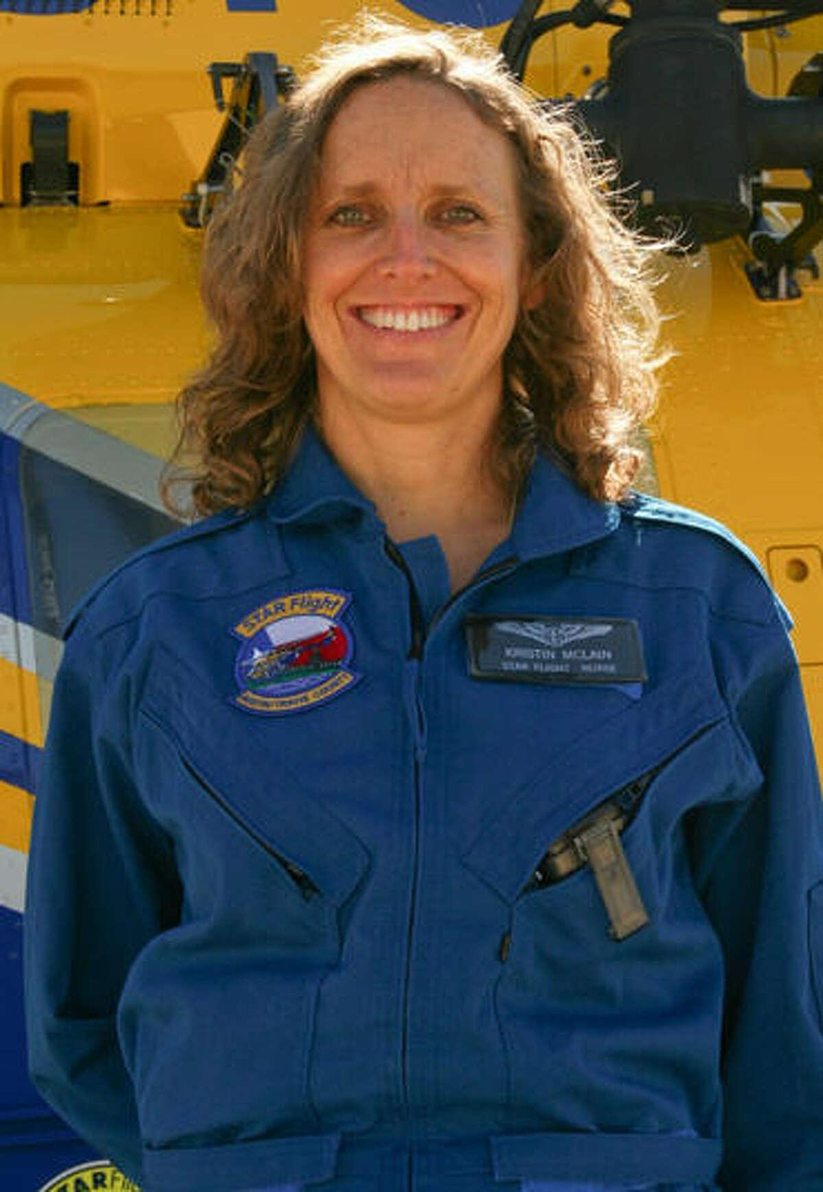Kristin Mclain (STARflight Travis County)