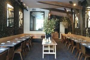 Trestle, the new prix fixe concept from Stones Throw team, opens tonight - Photo