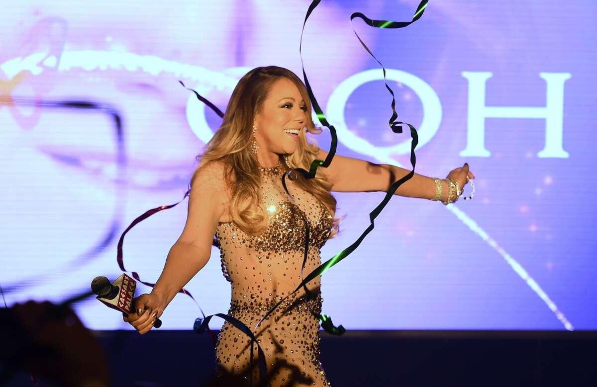 Mariah Carey Butterfly melodic beverage Tastes like perfume and broken dreams.