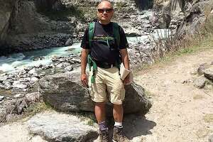 Sunnyvale resident Vinh Truong, 48, was killed Saturday when a powerful earthquake set off a series of avalanches on Mount Everest. He was with a group hiking in the Himalayas and was one of 18 people killed at Base Camp when the quake hit.