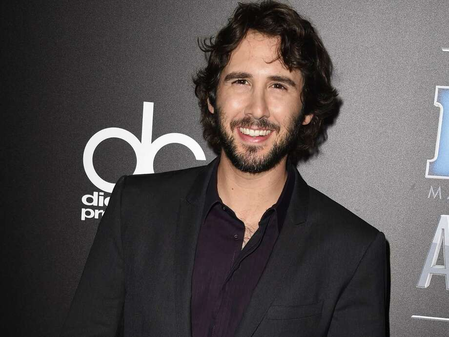 Josh Groban has a new album out today and men are just going to have ...