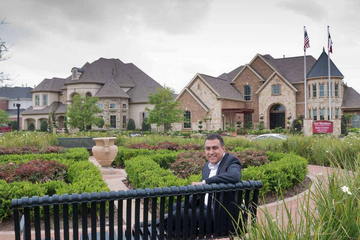 Realtor Kunal Seth lives and works in Riverstone, which includes homes in Missouri City and Sugar Land.Realtor Kunal Seth lives and works in Riverstone, which includes homes in Missouri City and Sugar Land.