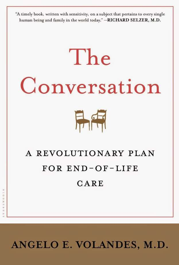 """""""The Conversation,"""" by Dr. Angelo Volandes"""