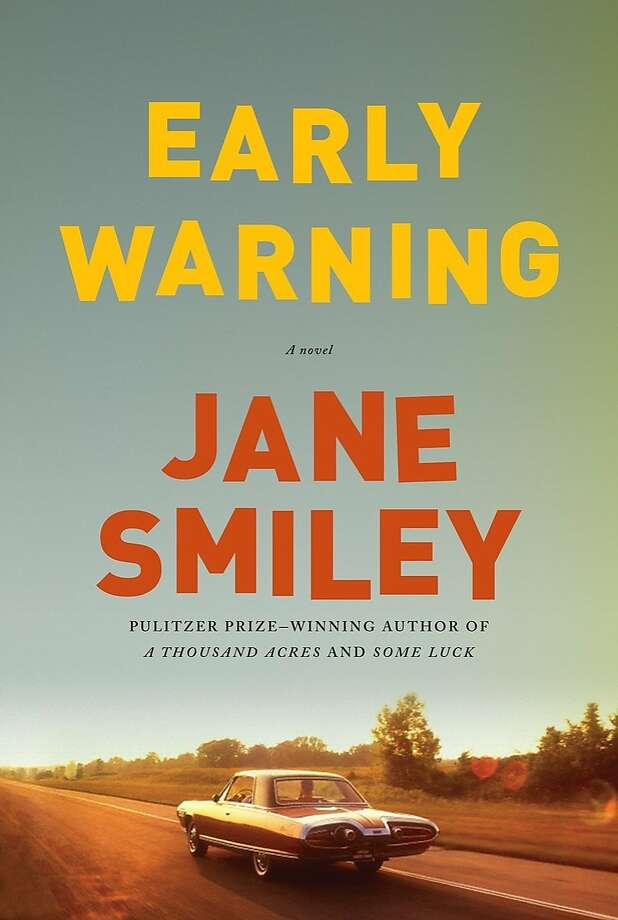 """Early Warning"" by Jane Smiley. Photo: Knopf"