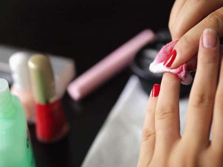 Huffing Nail Polish High - Creative Touch