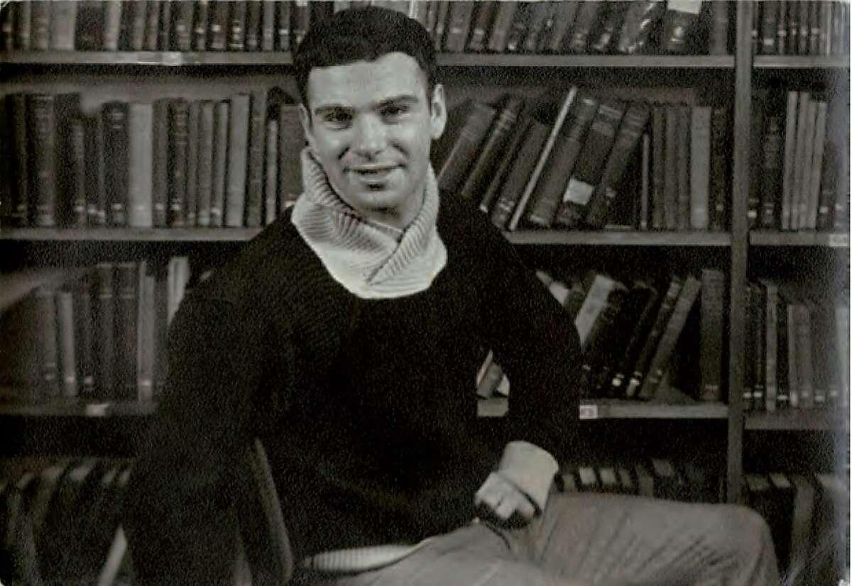 Oliver Sacks at Oxford, ca. 1953