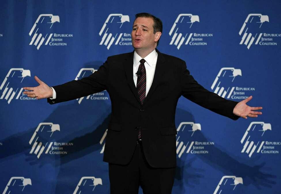 U.S. Sen. Ted Cruz, a Texas Republican