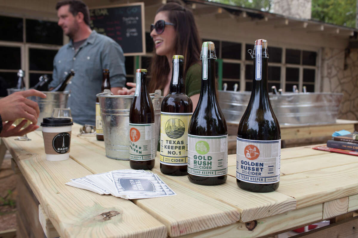 Texas Keeper Cider from Austin, TX focuses on finding hard to find apple varieties and never uses concentrate. All of these ciders are unfiltered. And have you ever heard of a ciderweizen? Just be sure to pick one up while your visiting the Texas capitol.