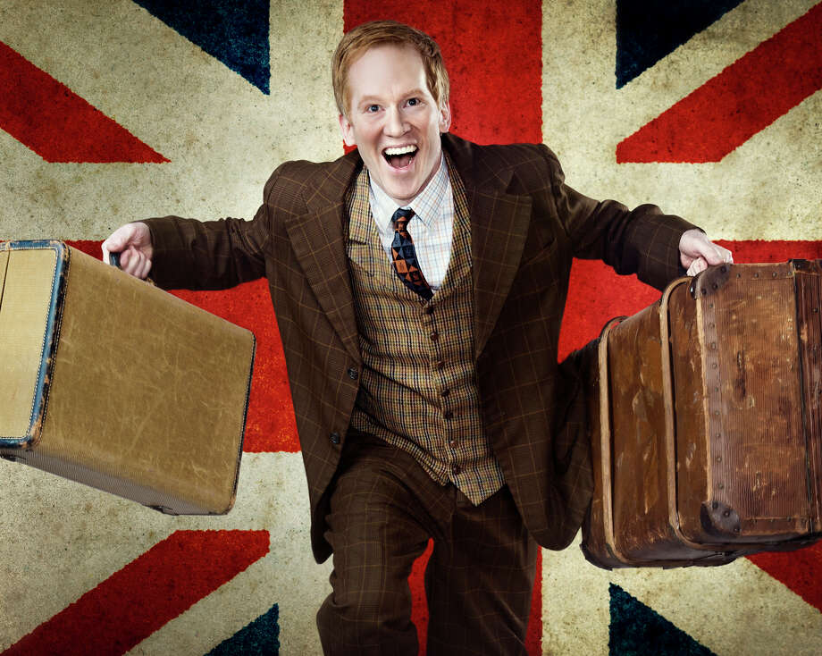 """Dan Donohue stars as the mixed-up servant of two masters in Richard Bean's """"One Man, Two Guvnors"""" at Berkeley Rep Photo: Kevinberne.com / ONLINE_YES"""