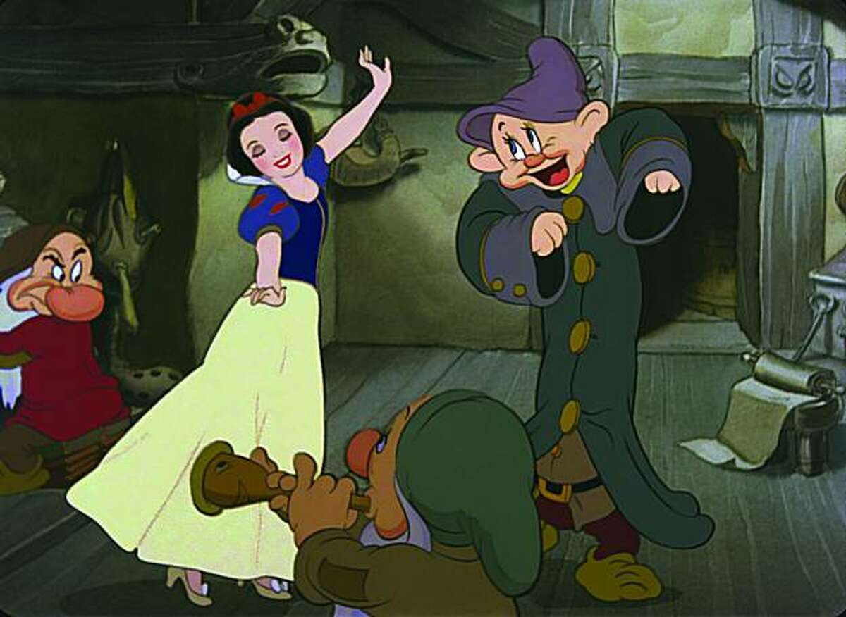 Snow White and the Seven Dwarfs, 1937 (Disney)