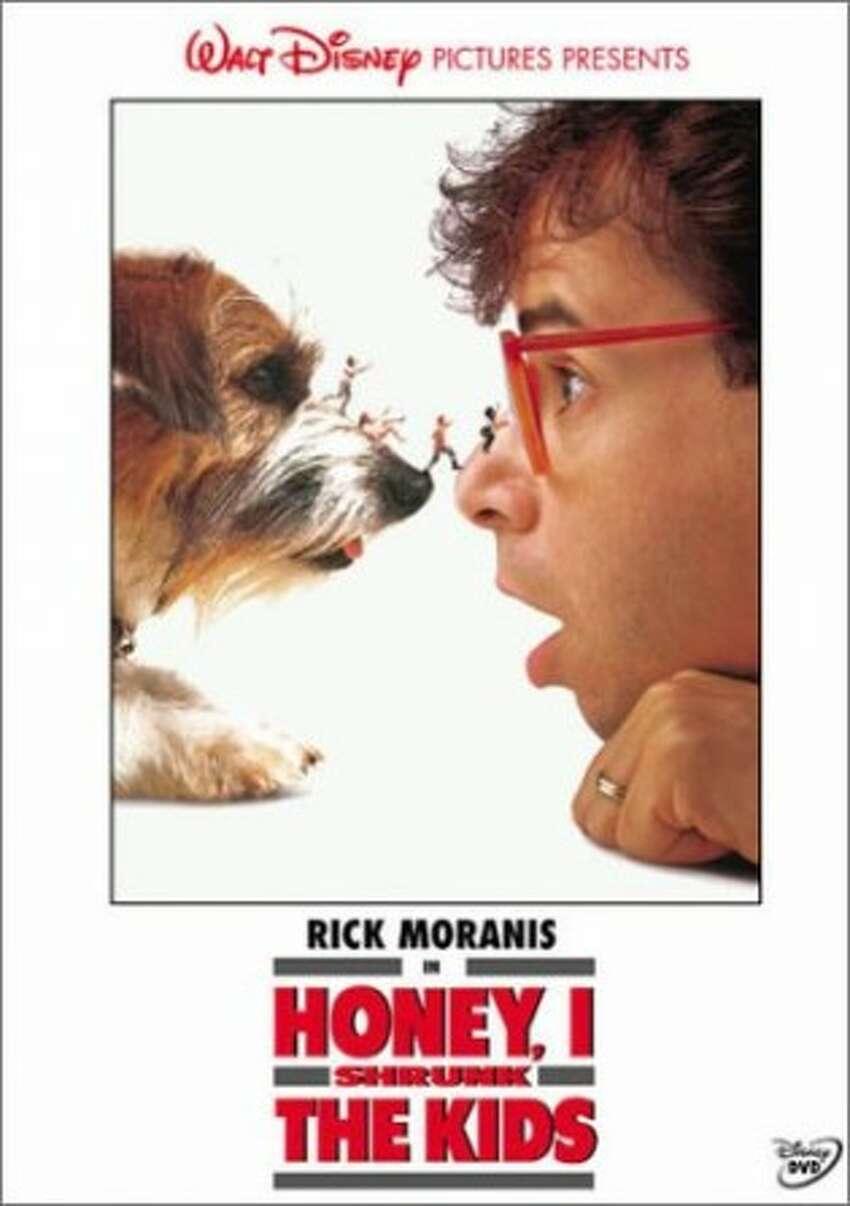 Honey, I Shrunk the Kids (1989) Leaving Netflix June 1A dad accidentally shrinks his kids.