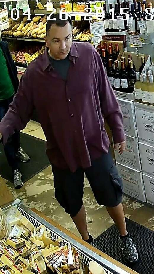 This man has been identified by Palo Alto police as Rob Richard Chapman, 47, of San Mateo Photo: Palo Alto Police